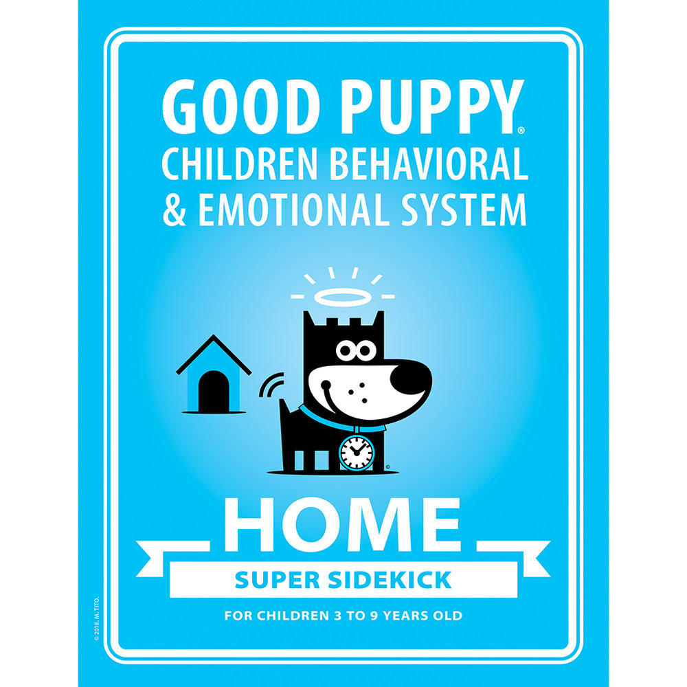 GOOD PUPPY Children Behavioral System . Home . Parents' Theraplay Toolkit