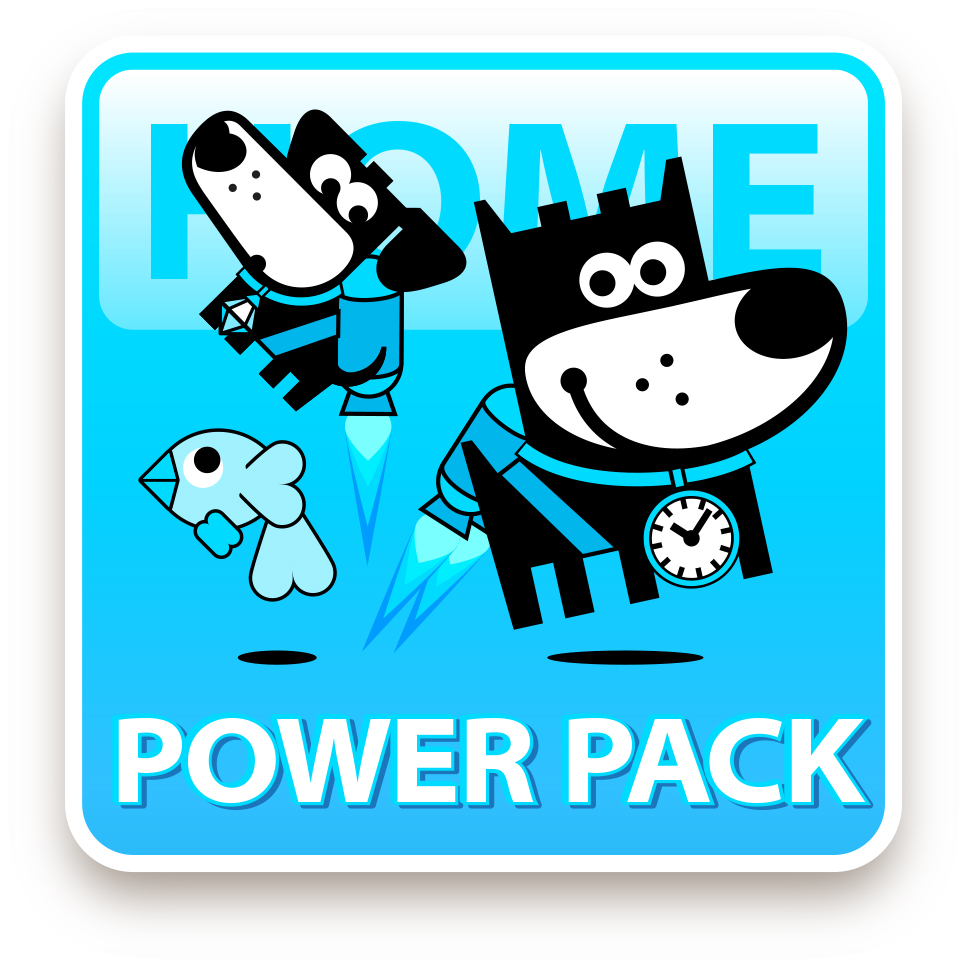 GOOD PUPPY POWER PACK