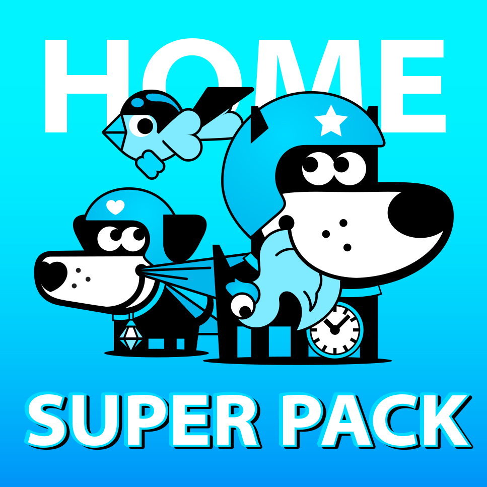 HOME SUPER PACK