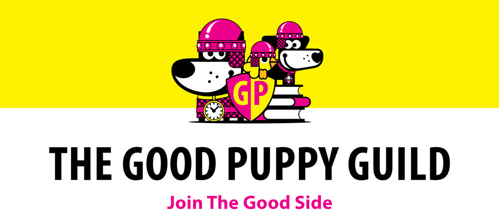 THE GOOD PUPPY GUILD