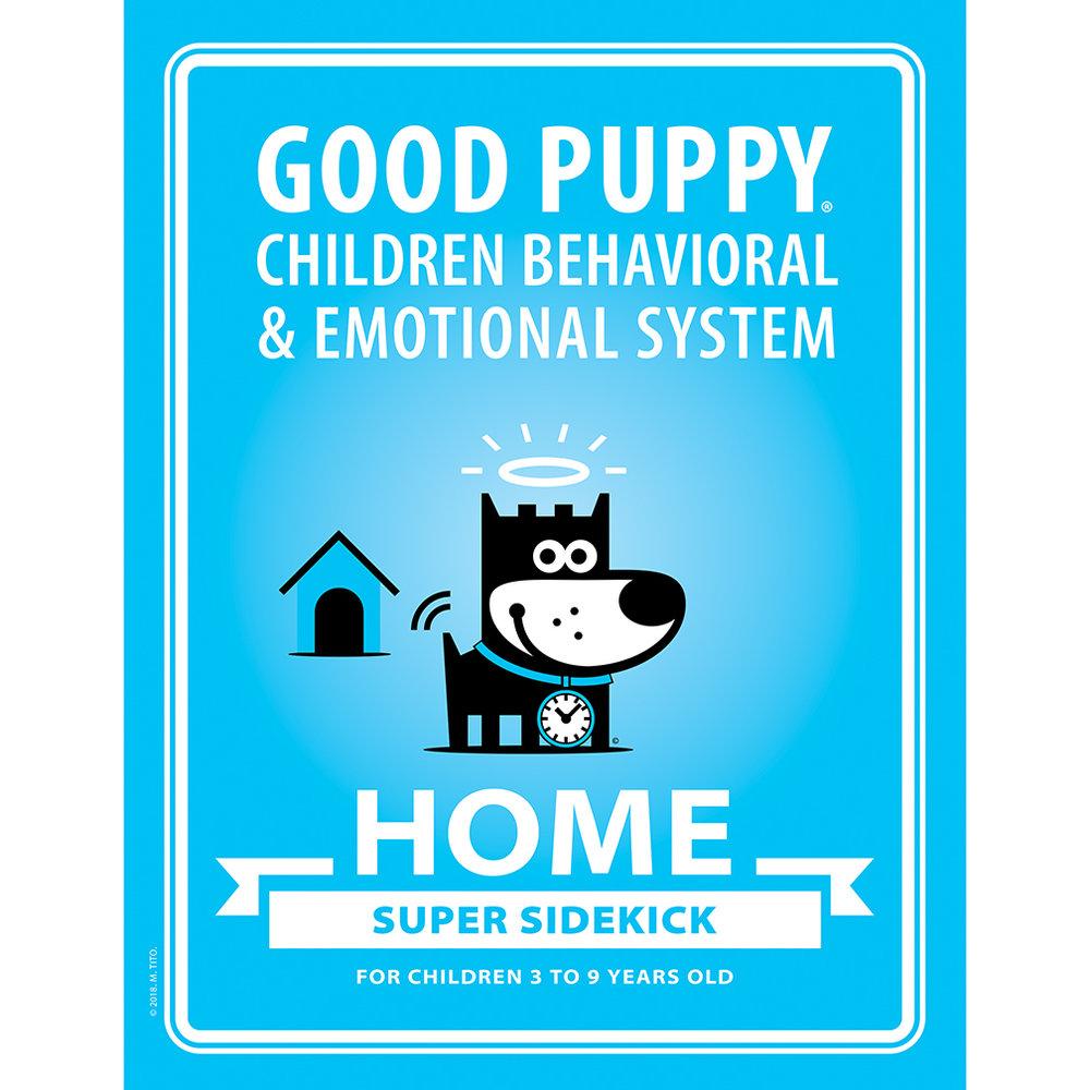 Child Behavior HOME Super Sidekick