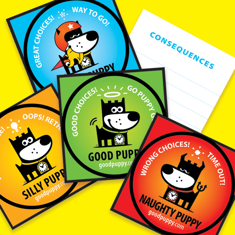 GOOD PUPPY . Printable PDF . Avatar Fridge Puppies