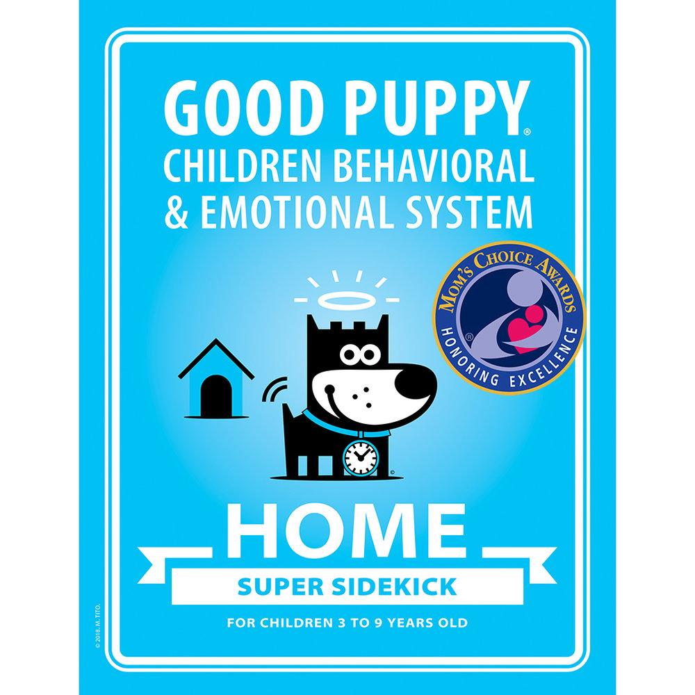 GOOD PUPPY Children Behavioral & Emotional System . HOME Supersidekick