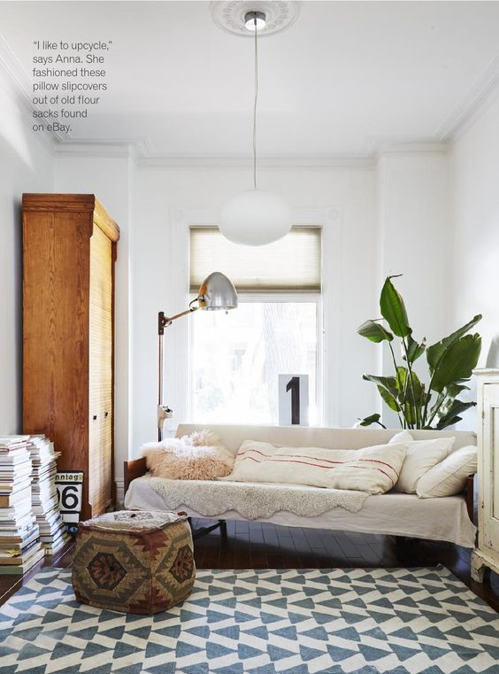 Picture - Our transitionary rental home in Toronto before we found our forever home. Featured in Covet Garden Magazine and featured on SF Girl By the Bay.