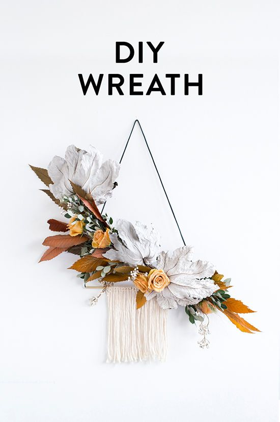 DIY Wreath -  Design Love Fest .