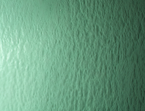 "Light Turquoise   transparent  ""Rough Rolled"" texture"