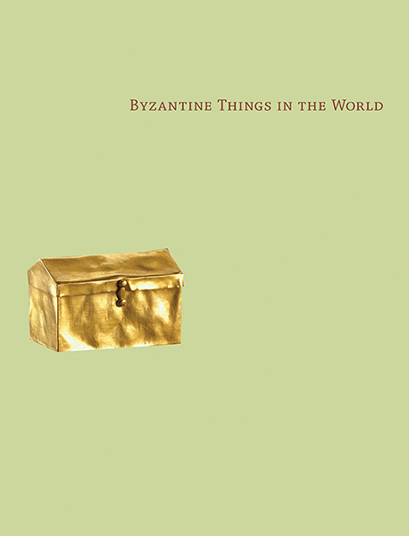 Byzantine Things in the World, edited by Glenn Peers.  Yale University Press / The Menil Collection.  Jun 18, 2013.  192 p., 100 color illus.