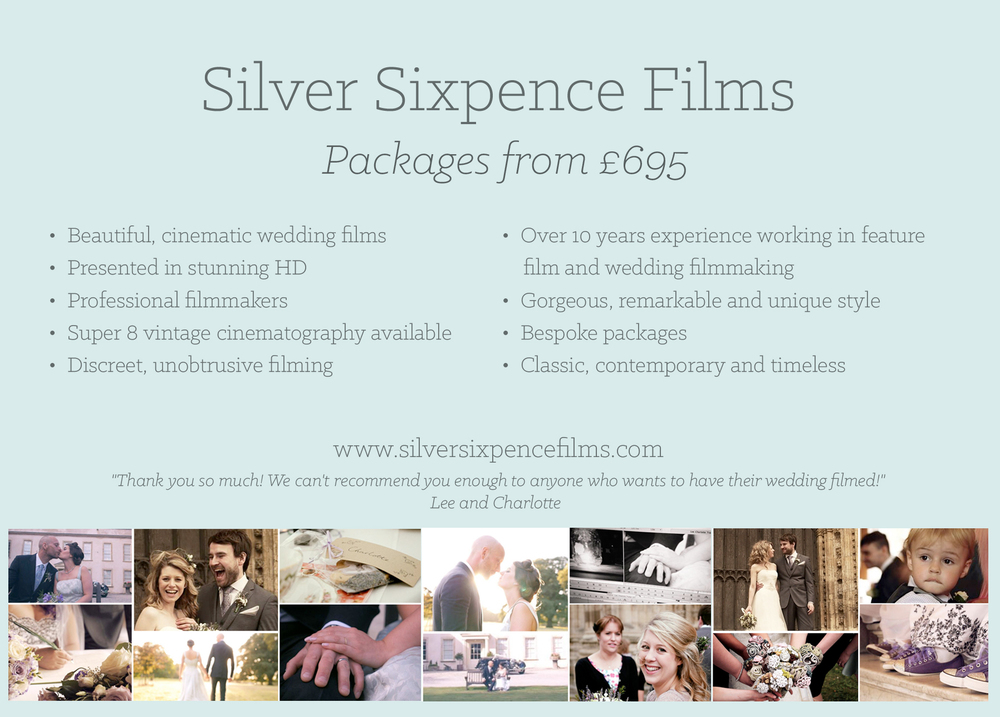 wedding video prices