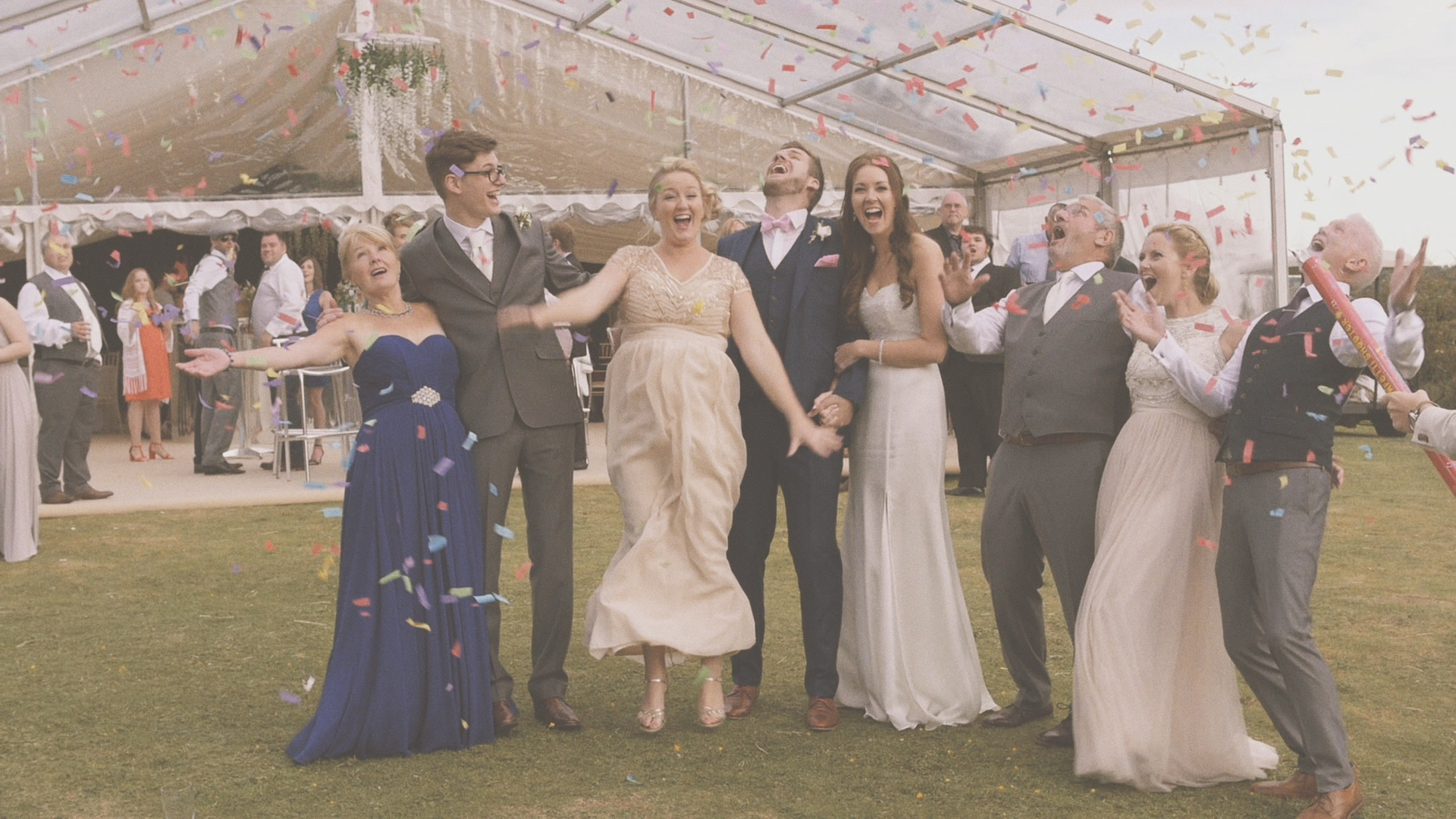 Sam & Kelly Fun Filled Natural Retreats Yorkshire Wedding — Silver ...