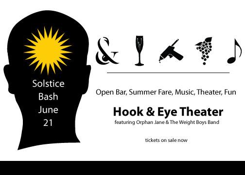 Upcoming — Hook & Eye Theater