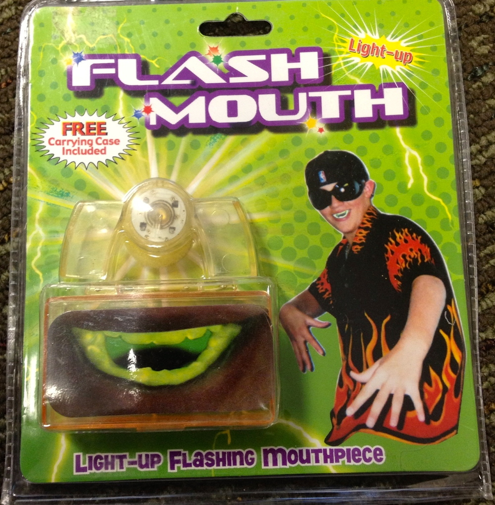 Flash Mouth