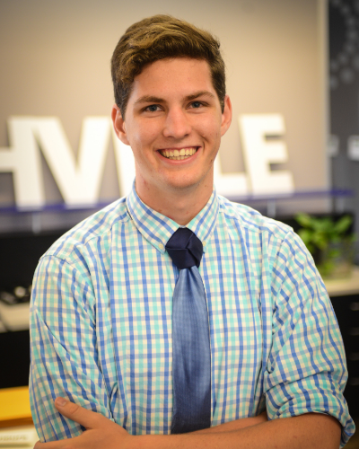 Bryce Johnson is an undergraduate student at the University of Mississippi. He assisted with mentor coordination and the development of our 3D Print Program.