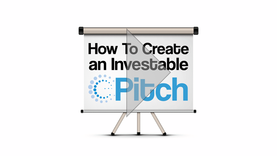How To Create An Investable Pitch is now available at investablepitch.com