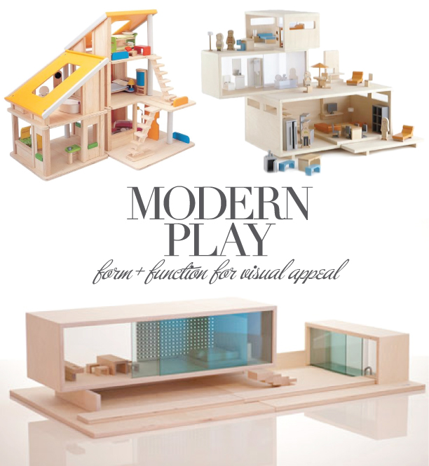 Kids Modern Dollhouses Stacey Day