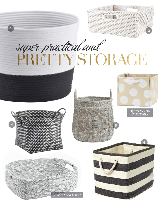 Delicieux STYLISH STORAGE SOLUTIONS