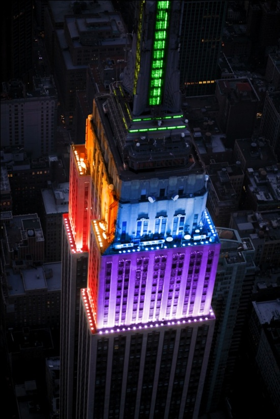 historic triumph on marriage equality in NYC. I <3 NYC