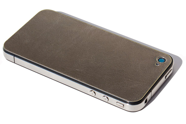 Leather backs for Iphone 4, nice and stylish