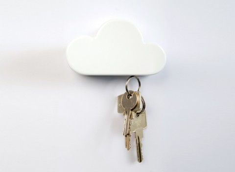 mostbest :      It's Raining Keys - Beautiful Key Holder