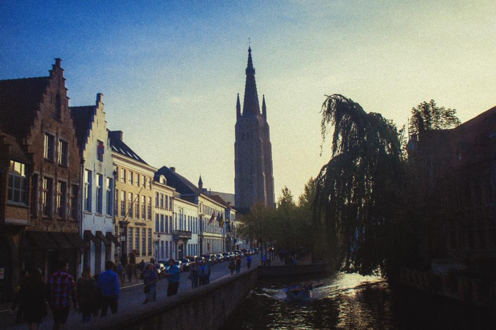 Bruges, Belgium, September 2014