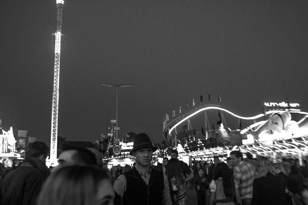 Wiesn , Oktoberfest, Munich, Bavaria, Germany, October 2014
