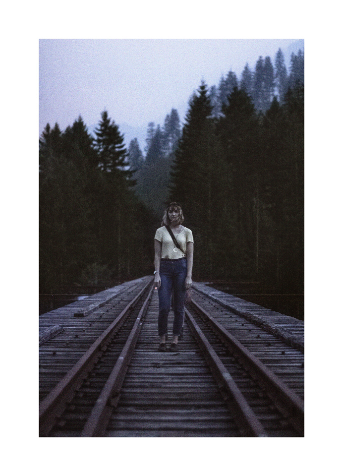 Vance Creek Bridge, Shelton, Olympia, WA, August 2014
