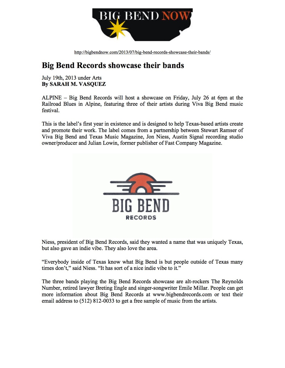 Big Bend Records_Big Bend Sentinel_July 19, 2013 jpeg.jpg