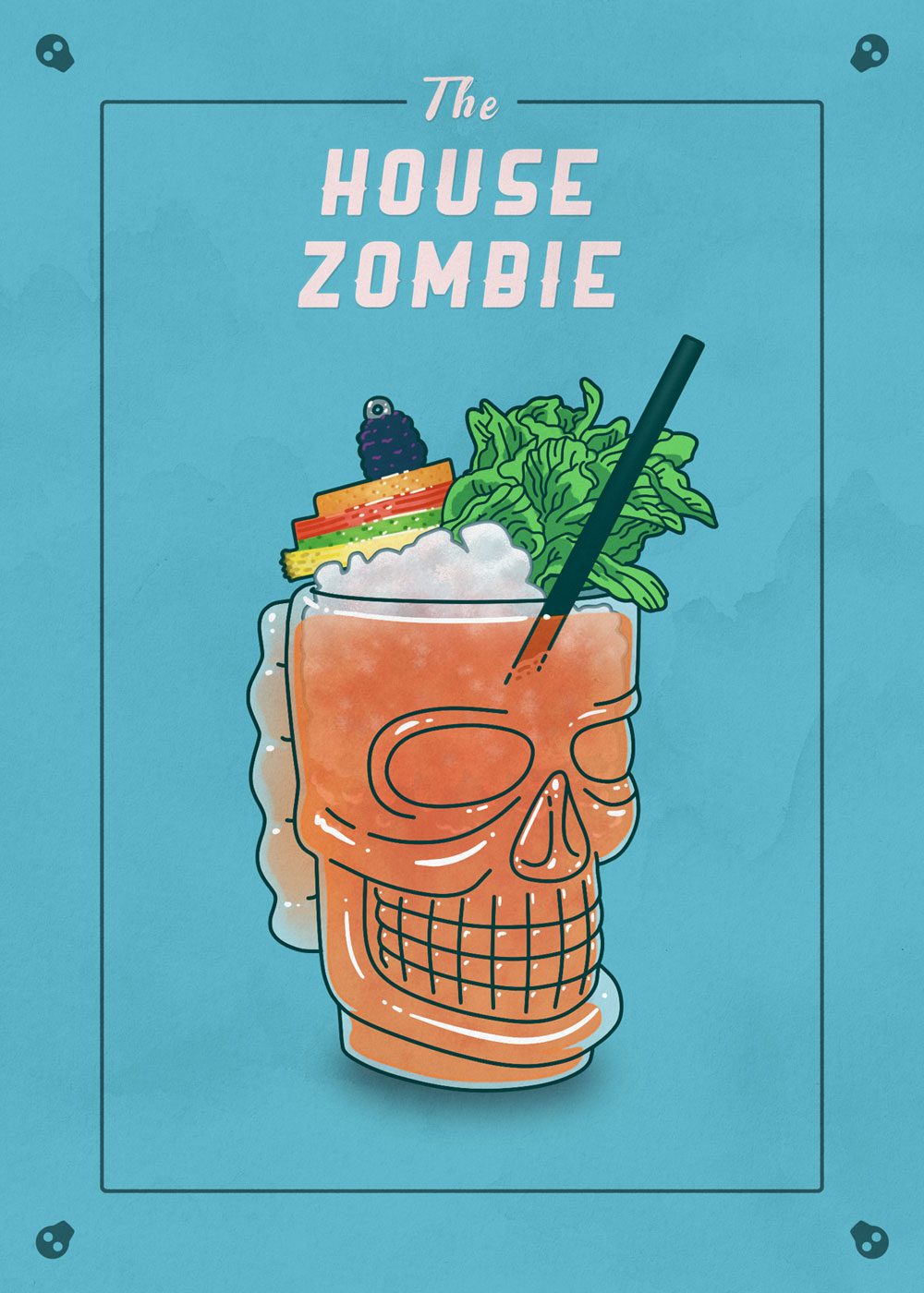 The House Zombie