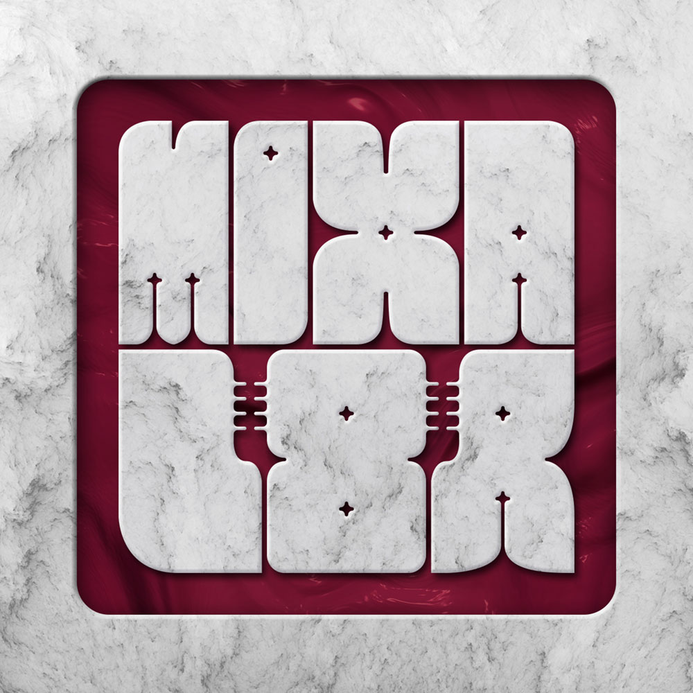 Logo for  MIXAL8R