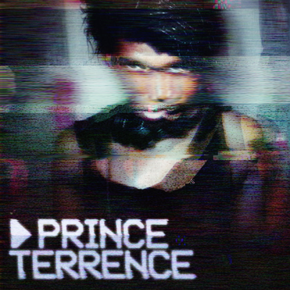 Glitch TV Graphic for Prince Terrence