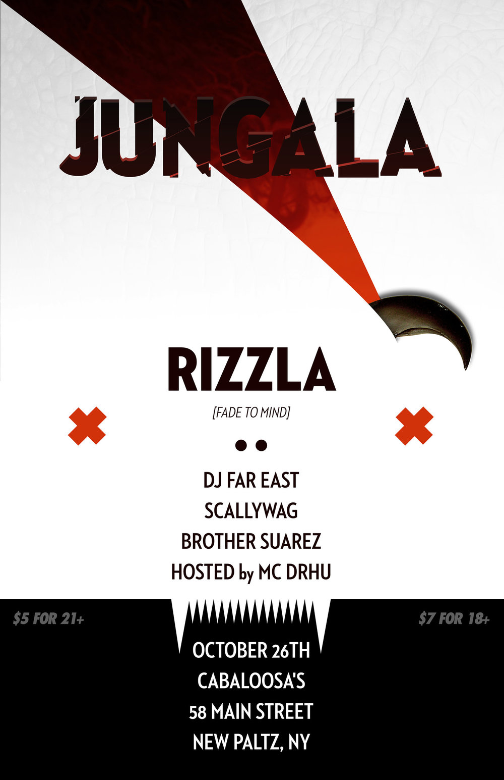 JUNGALA FLYER