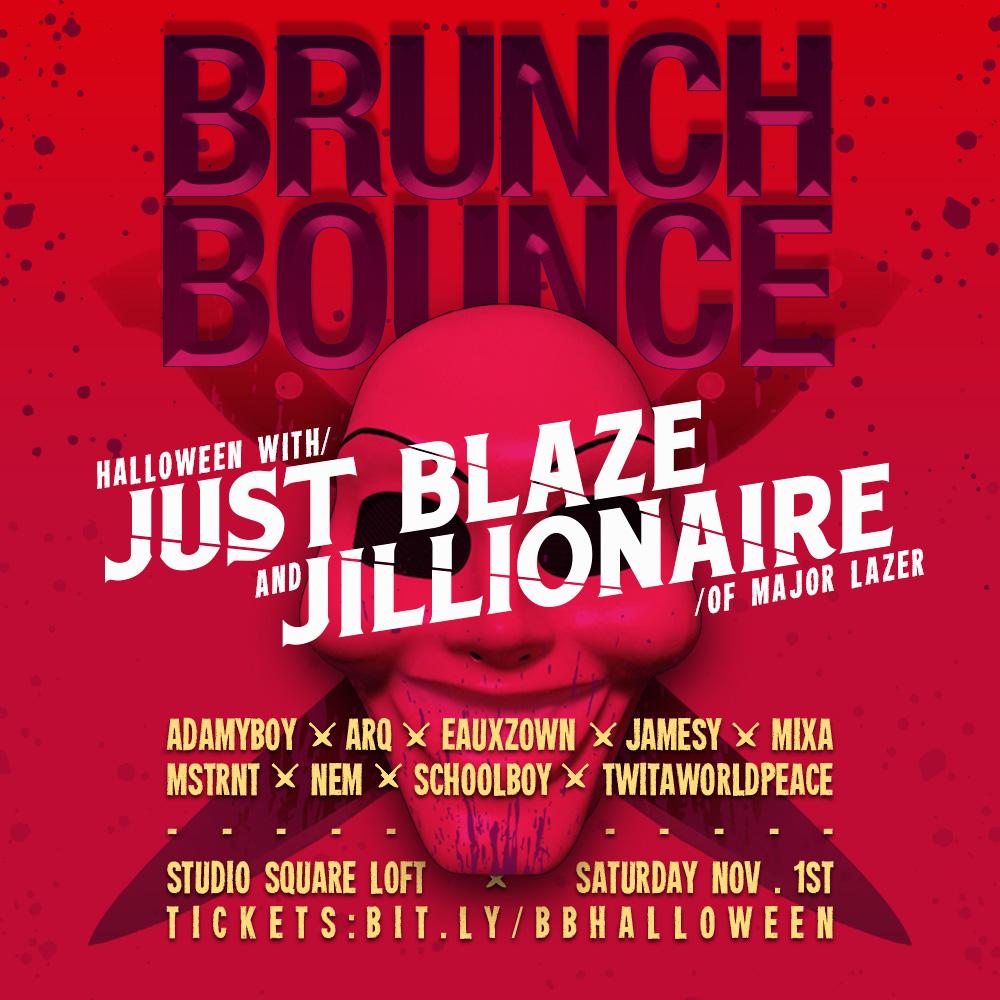 Brunch Bounce Halloween