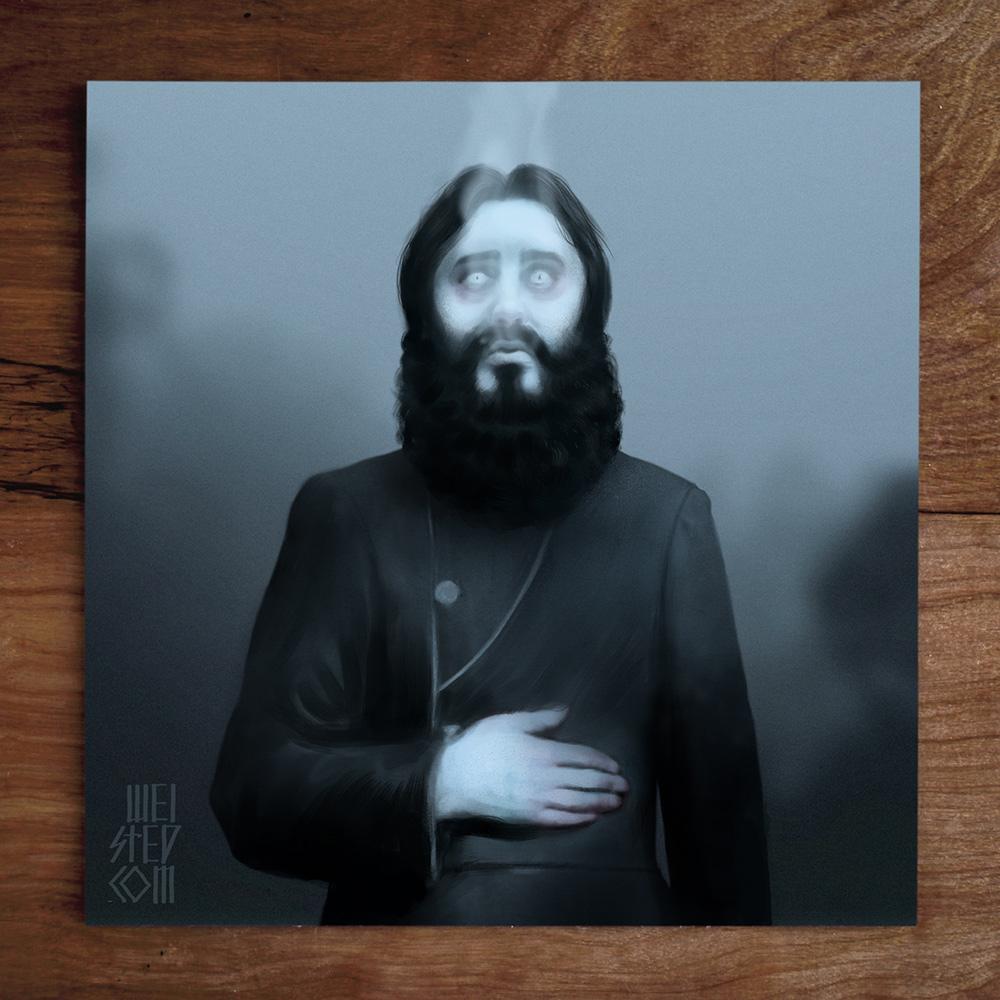 Model No.56: @jason.w.blake Rasputin 💀