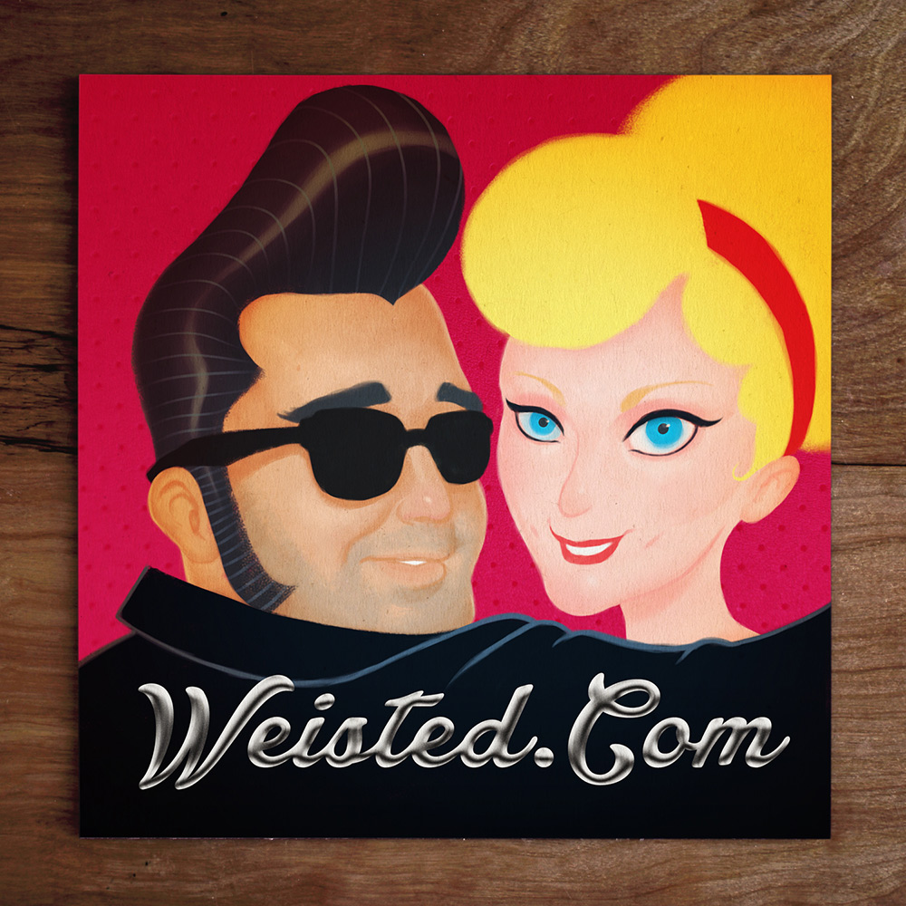Model No.29 @warfrat79 & his girl as Memphis Grease