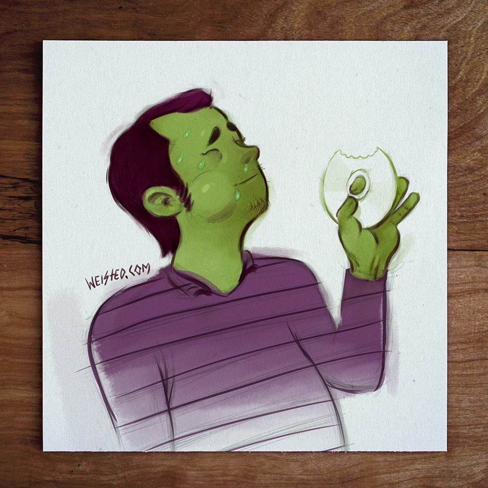 FB Sketches #3: DJ Far East Disc Lover