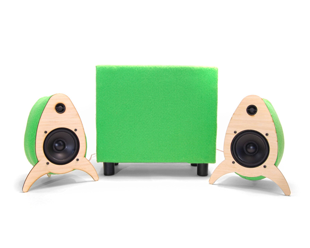 2.1 Speaker System