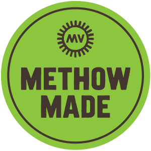 get your methow made stickers methow made