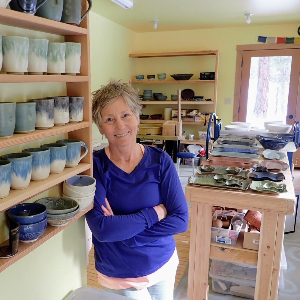 Marcia Ives Pottery