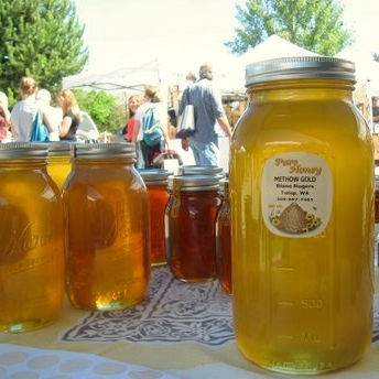 Methow Gold Honey