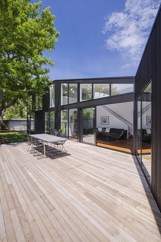 Sumner House Deck