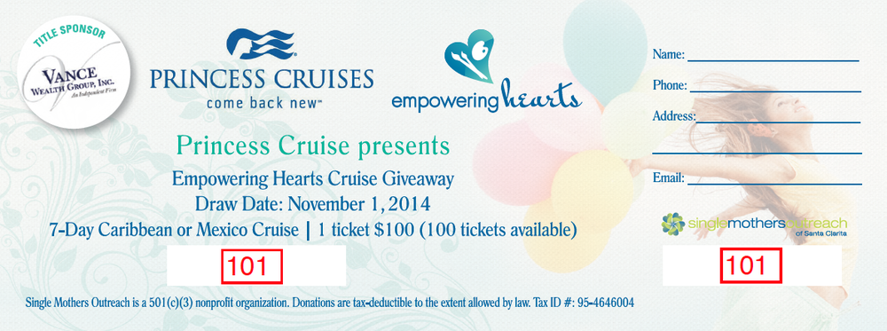 Win a 7 Day Cruise to Mexico or the Caribbean!
