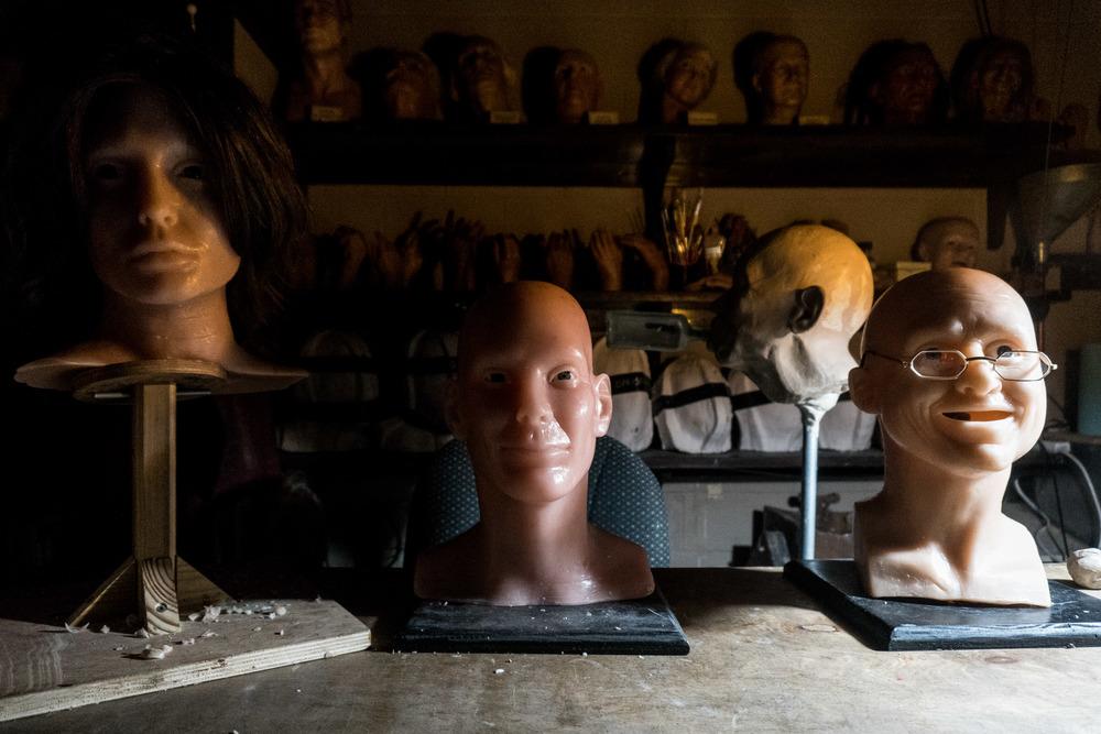 Potter's Wax Museum (St. Augustine, FL)