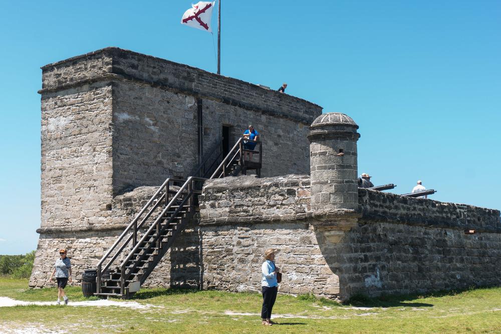 Fort Matanzas (St. Augustine, FL)