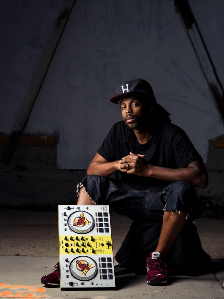 DJ and Producer, DJ Hektik