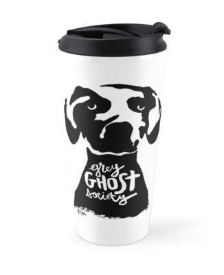Grey Ghost Society, Travel Mug