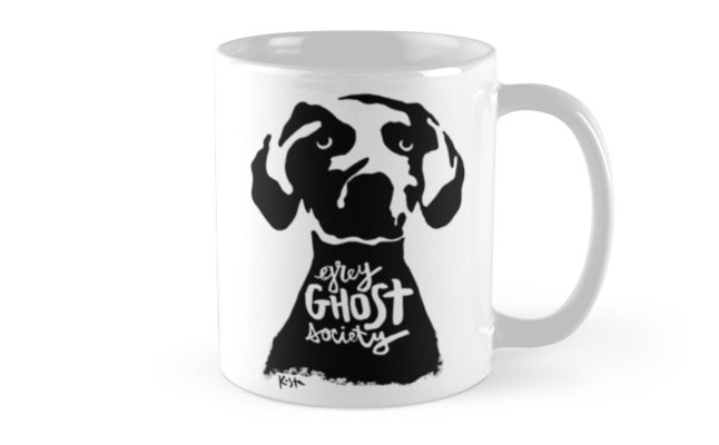 Grey Ghost Society, Mug