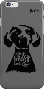 Grey Ghost Society, Phone + Tablet Cases