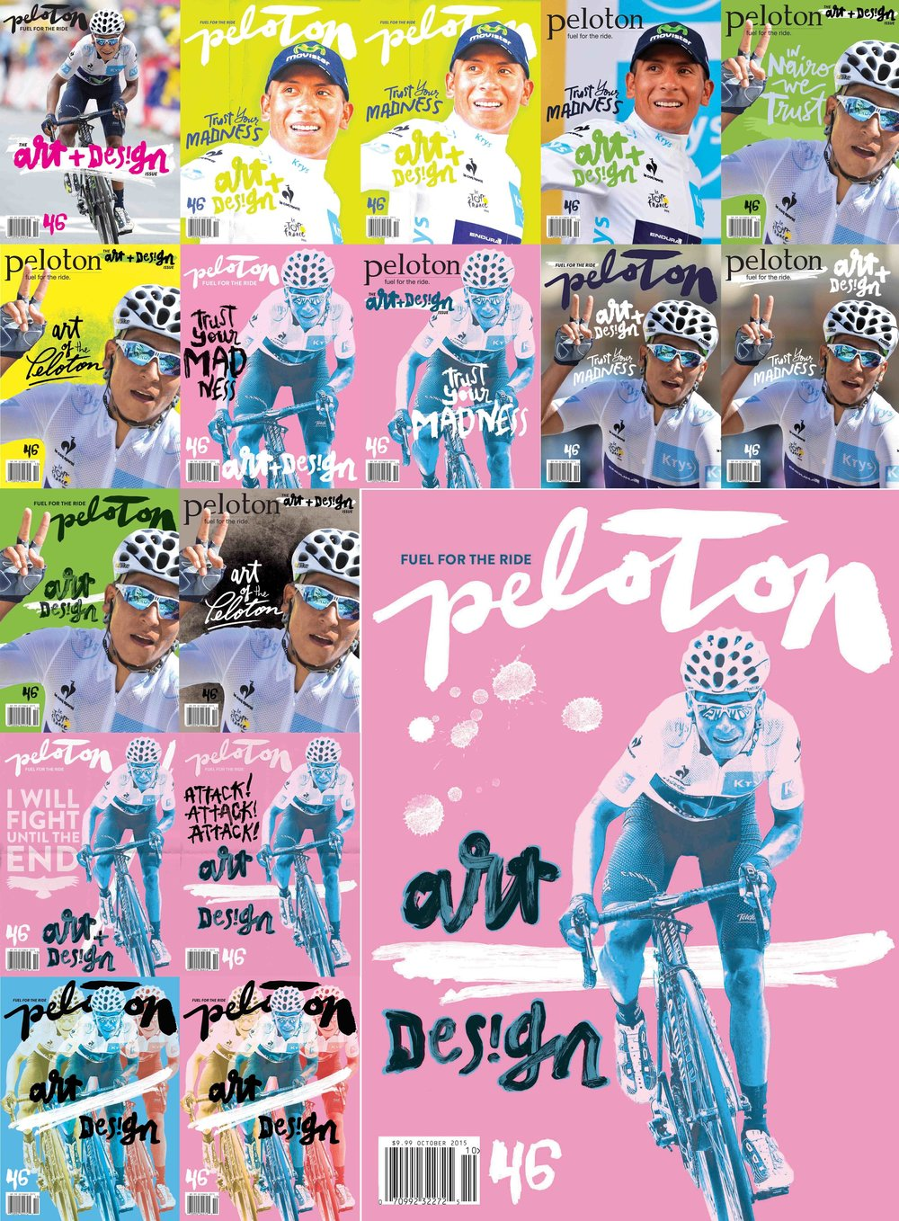 Peloton Magazine #46 - Process Design