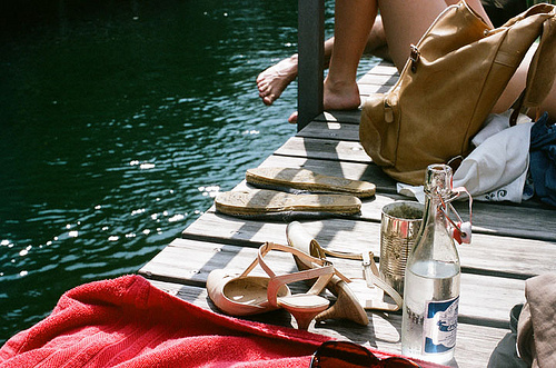 (by  racheldemy )   it's beginning to feel a lot like summer.   -c
