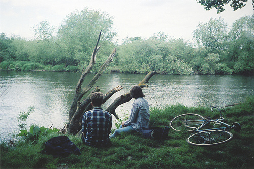 bike rides. (by shiri lee webb) -c