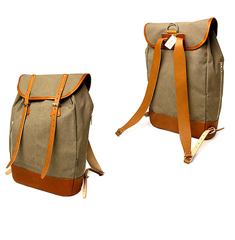 the perfect backpack to take on a picnic (via  sunshapes )   -a
